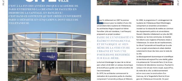 Rentrée 2018-19 du master Métiers du texte et l'image MTI Paris 13