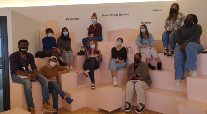 LES MTI à l'atelier 13-16 du Centre Pompidou
